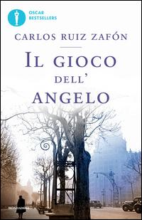 Copertina del libro Il gioco dell'angelo