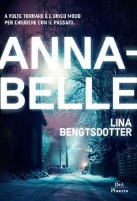 Copertina del libro Annabelle