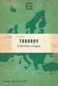 Copertina del libro L' identità europea