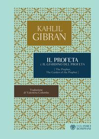 Copertina del libro Il profeta-Il giardino del profeta