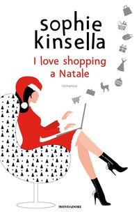 Copertina del libro I love shopping a Natale