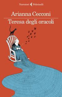 Copertina del libro Teresa degli oracoli