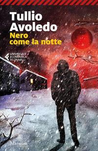 Copertina del libro Nero come la notte