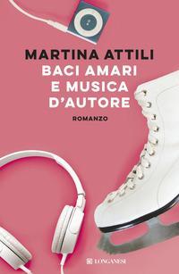 Copertina del libro Baci amari e musica d'autore