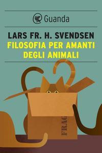 Copertina del libro Filosofia per amanti degli animali
