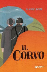 Copertina del libro Il corvo-La busta rossa