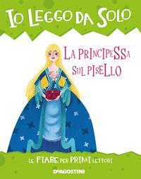 Copertina del libro La principessa sul pisello