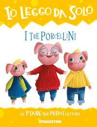 Copertina del libro I tre porcellini