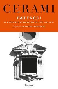 Copertina del libro Fattacci. Il racconto di quattro delitti italiani