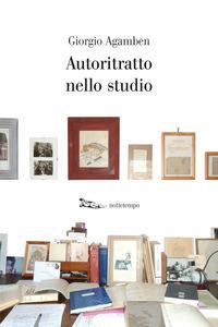 Copertina del libro Autoritratto nello studio