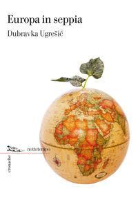 Copertina del libro Europa in seppia