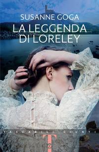 Copertina del libro La leggenda di Loreley