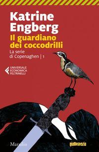 Copertina del libro Il guardiano dei coccodrilli