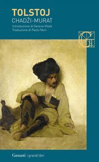 Copertina del libro Chadzi Murat