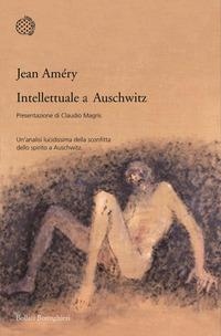 Copertina del libro Intellettuale a Auschwitz