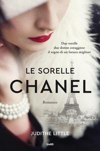 Copertina del libro Le sorelle Chanel