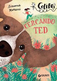 Copertina del libro Cercando Ted