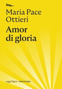 Copertina del libro Amor di gloria