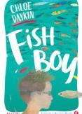 Copertina del libro Fish boy