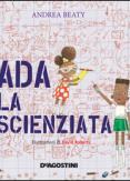 Copertina del libro Ada la scienziata