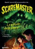 Copertina del libro La palude della paura. Scaremaster