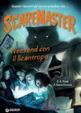 Copertina del libro Weekend con il licantropo. Scaremaster