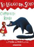 Copertina del libro Cappuccetto rosso