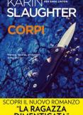 Copertina del libro Corpi. Una nuova indagine per Sara Linton