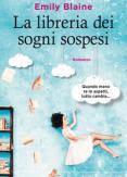 Copertina del libro La libreria dei sogni sospesi