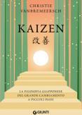 Copertina del libro Kaizen. La filosofia giapponese del grande cambiamento a piccoli passi