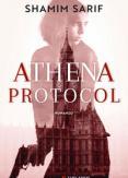Copertina del libro Athena Protocol