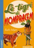 Copertina del libro Le tigri di Mompracem